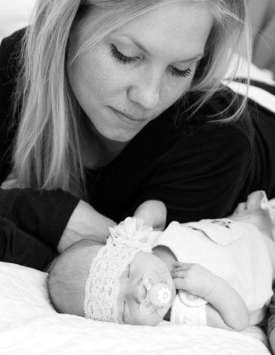 Vauvakuvaus asiakkaalla