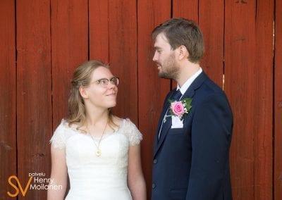 Hääkuvaus Heini ja Heikki