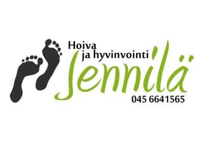 Jennilä logo, Jyväskylä