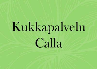 Kukkapalvelu Calla logo