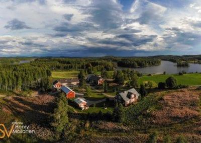 Ilmakuvaus, Keski-Suomi Petäjävesi